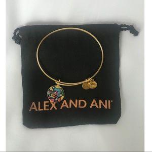 Alex and Ani Britto Bangle Bracelet